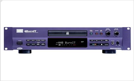 HHB CDR Real Time CD Burner