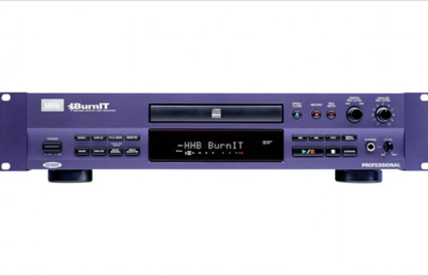 HHB CDR Real Time CD Burner