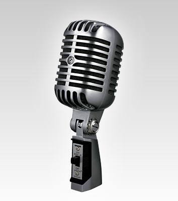 55SH Series II Iconic Unidyne Vocal Microphone