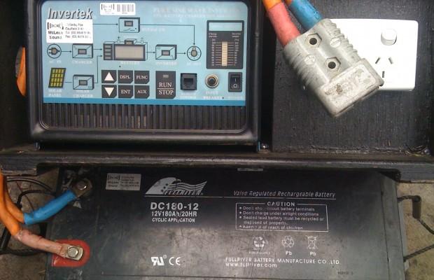 Invertek pure sinewave 1500W UPS