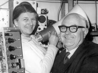 Stewart & Madge McLean